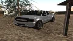 Sadler of GTA 5