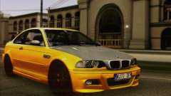 BMW M3 E46 coupe for GTA San Andreas