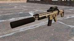 FN SCAR assault rifle