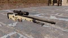 AW L115A1 sniper rifle