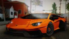 Lamborghini Aventador LP 700-4 RENM Tuning for GTA San Andreas
