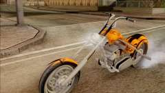 Sons Of Anarchy Chopper Motorcycle