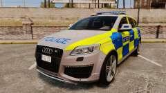 Audi Q7 Metropolitan Police [ELS]