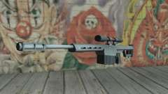 Sniper rifle from the Saints Row 2