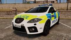 Seat Cupra Metropolitan Police [ELS]