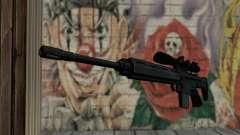 Snajperckaâ rifle Black