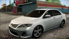 Toyota Corolla 2012 for GTA San Andreas