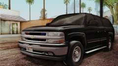 Chevrolet Suburban FBI for GTA San Andreas