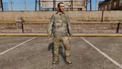 Urban Camo suit for GTA 4