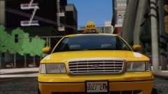 Ford Crown Victoria LA Taxi for GTA San Andreas
