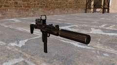 Uzi submachine gun Tactical