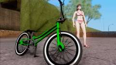 BMX Rebaixada for GTA San Andreas