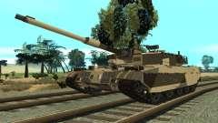 GTA V Rhino for GTA San Andreas