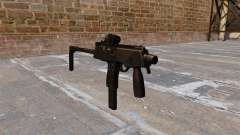 MP9 submachine gun tactical