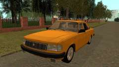 GAZ 31029 Volga sedan for GTA San Andreas