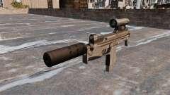 Submachine gun PM-98 Glauberyt