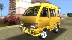 Kia Towner microvan for GTA Vice City