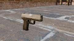 Semiautomatic pistol Taurus 24-7