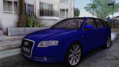 Audi A4 2005 Avant 3.2 Quattro Open Sky for GTA San Andreas