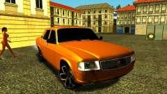 GAZ 31029 Volga Orange for GTA San Andreas