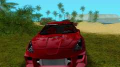 Toyota Celica XTC for GTA Vice City