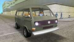 Volkswagen Transporter T3 for GTA Vice City