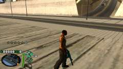 C-HUD for GTA San Andreas