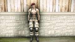 Jack Krauser Mercenary