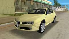 Alfa Romeo 159 ti for GTA Vice City