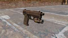 HK USP 45 pistol MW3