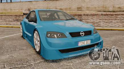 Opel Astra Coupe OPC Road Edition for GTA 4