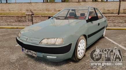 Citroen Xantia 1999 for GTA 4