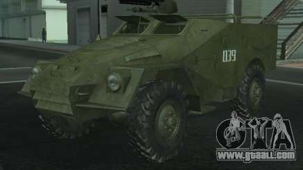BTR-40 for GTA San Andreas