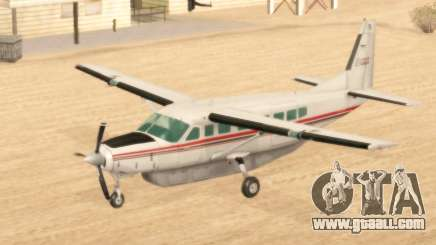 Cessna 208B Grand Caravan for GTA San Andreas