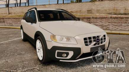Volvo XC70 Stock for GTA 4