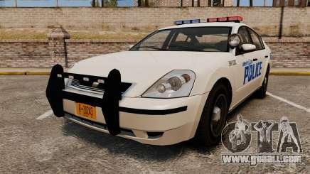 Pinnacle Police LCPD [ELS] for GTA 4