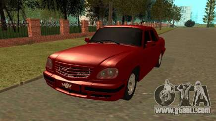 GAZ Volga 31105 for GTA San Andreas