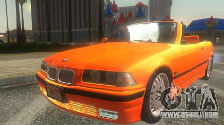 BMW 325i E36 Convertible 1996 for GTA San Andreas