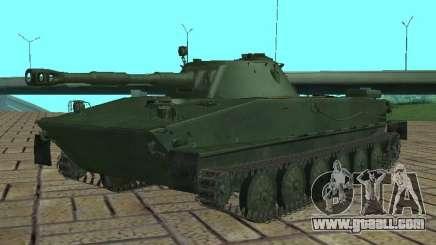 PT-76 for GTA San Andreas