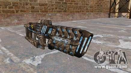 Fusion gun for GTA 4