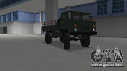 GAZ 66 for GTA Vice City