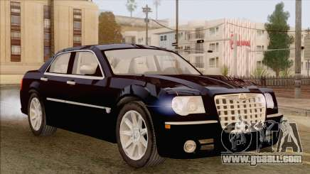 Chrysler 300C for GTA San Andreas