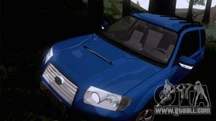 Subaru Forester 2.5XT 2005 for GTA San Andreas