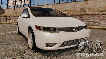 Honda Civic Si v2.0 for GTA 4