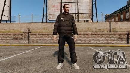 Одежда Puma для GTA 4. Скины для GTA 4. GTA 4 - моды для ГТА 4: маши