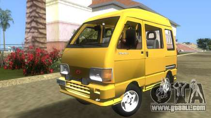 Kia Towner microvan for GTA Vice City