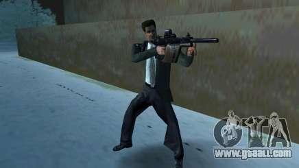 Kriss Super V for GTA Vice City
