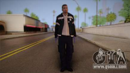The Medic from GTA 4 for GTA San Andreas