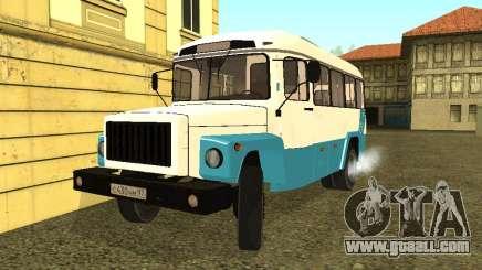 Kavz 3976 for GTA San Andreas