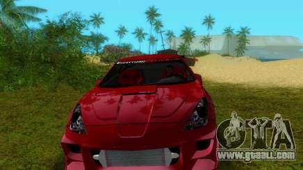 Toyota Celica XTC for GTA Vice City